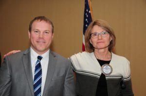 Graduation Rates Rise says new superintendent Ryan Noss