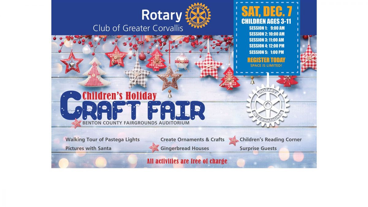 Children's Holiday Craft Fair